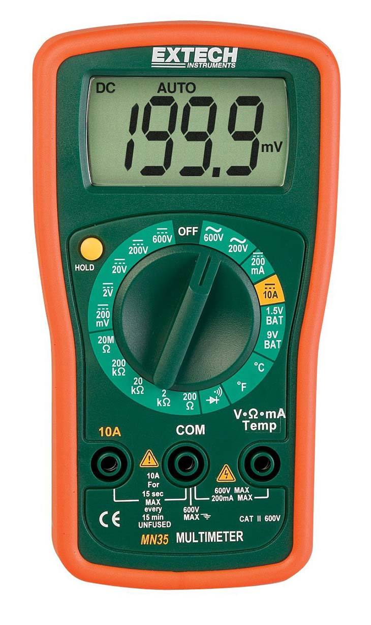 Exatech-MN35-MultiMeter