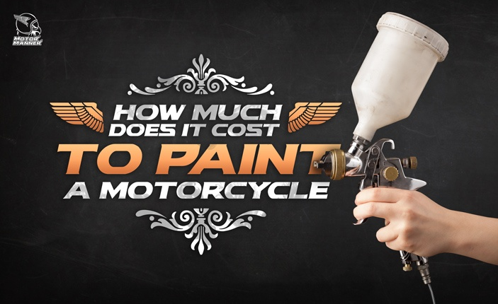 How Much Does It Cost To Paint A Car >> How Much Does It Cost To Paint A Motorcycle? - Best Guide 2017
