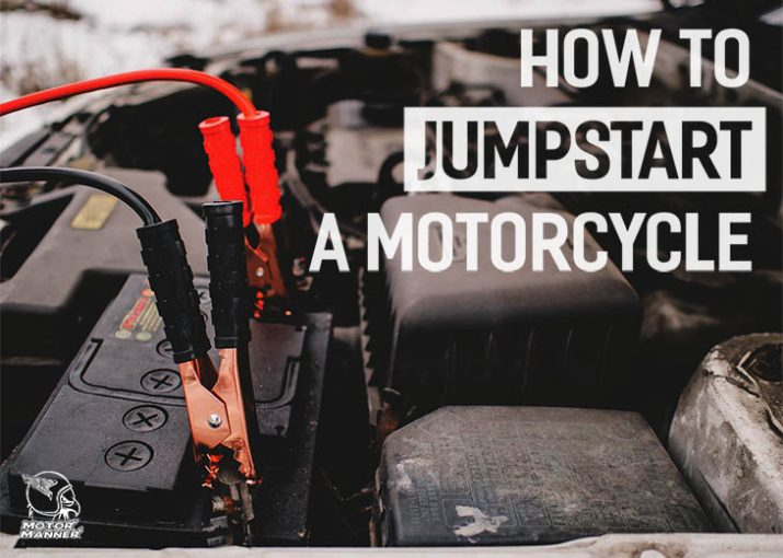 how to jumpstart a motorcycle