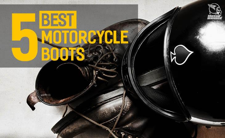 best motorcycle boots