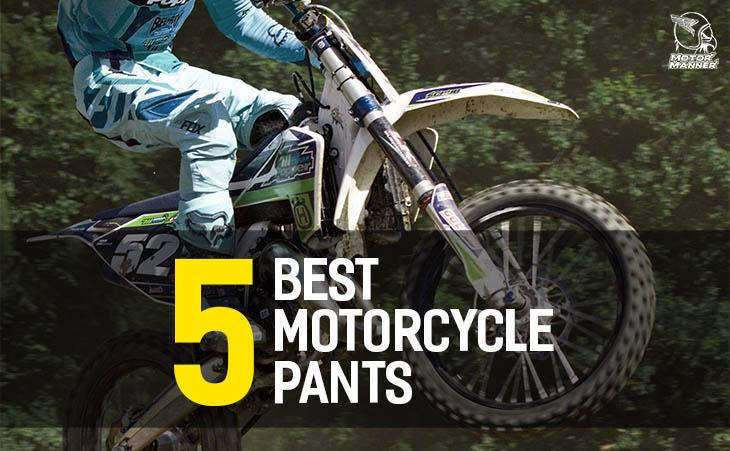 best motorcycle pants reviews