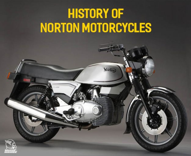 history of norton motorcycles