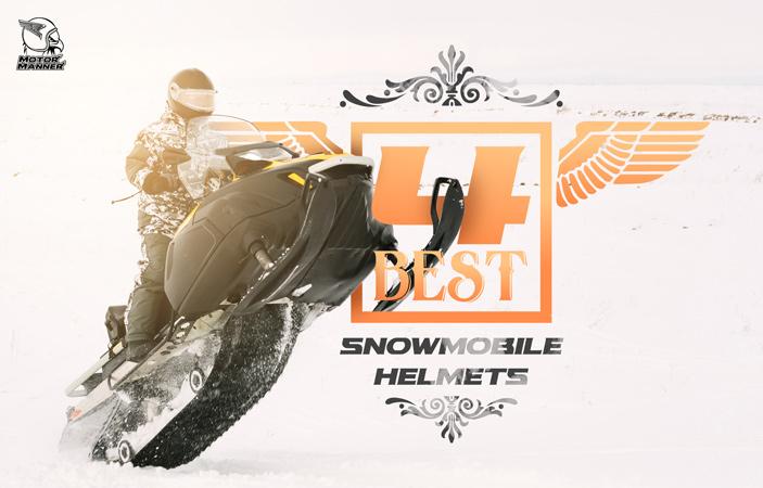 best snowmobile helmets reviews