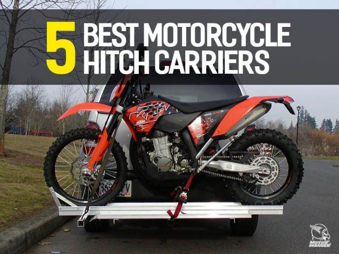 Trailer Hitch Motorcycle Carrier >> Best Motorcycle Hitch Carrier Reviews L Motormanner
