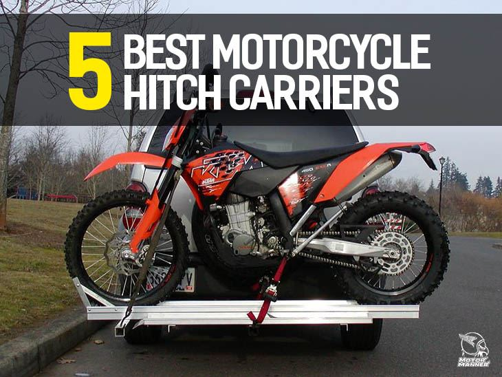 Class Iv Hitch >> Best Motorcycle Hitch Carrier Reviews l MotorManner