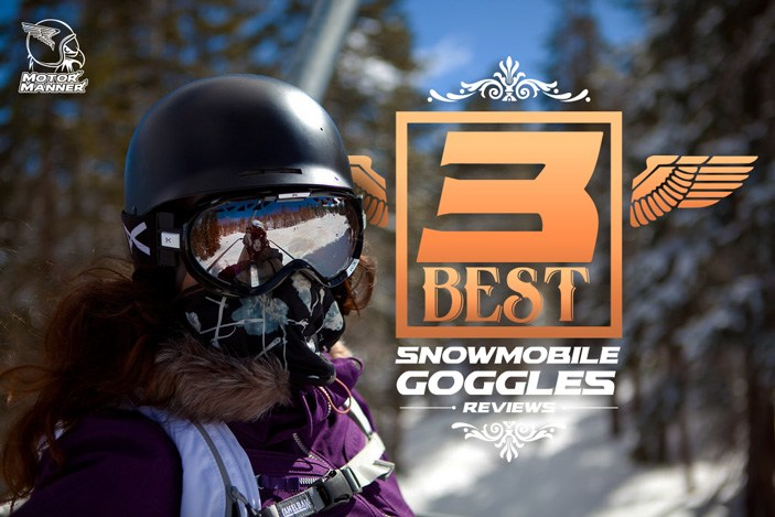 best snowmobile goggles reviews