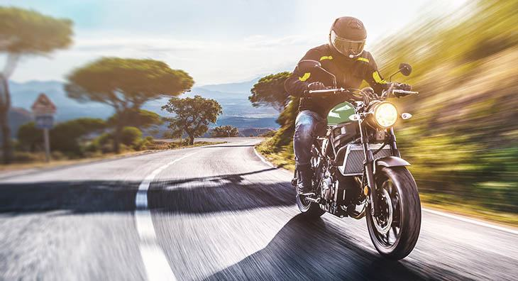 what is high mileage for motorcycle