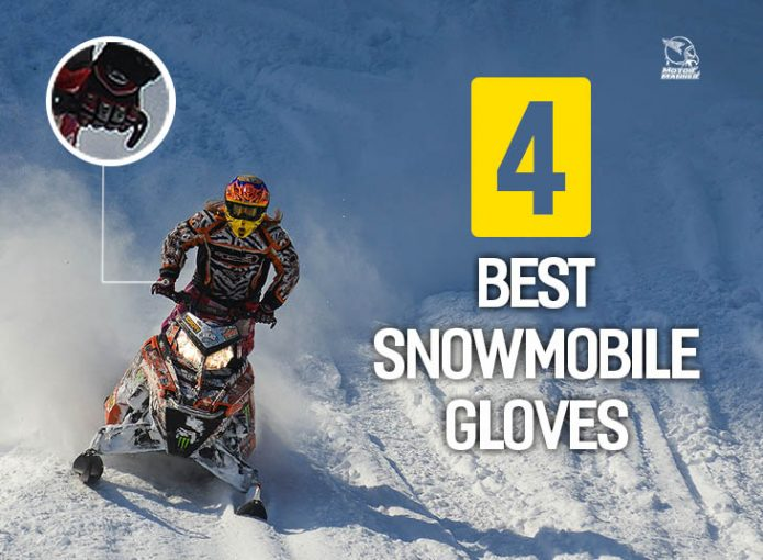 best snowmobile gloves reviews