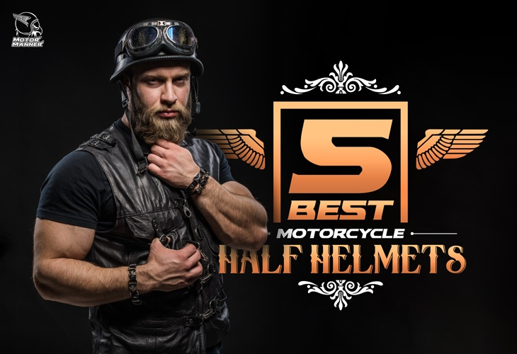 best half helmet reviews
