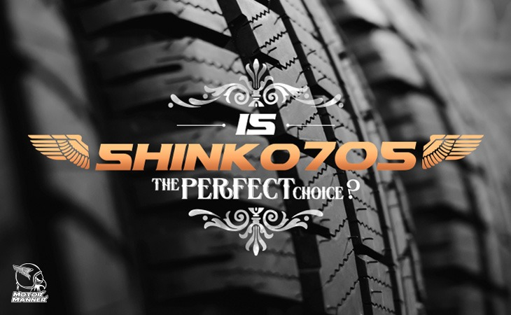 shinko 705 review