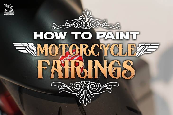 how to paint motorcycle fairing