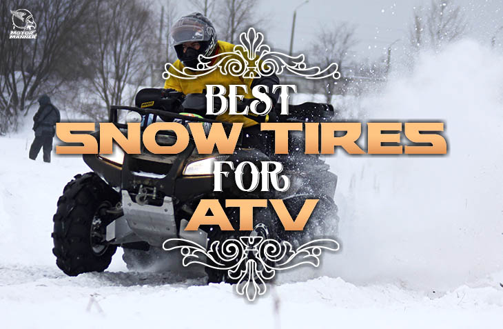 best atv snow tires review