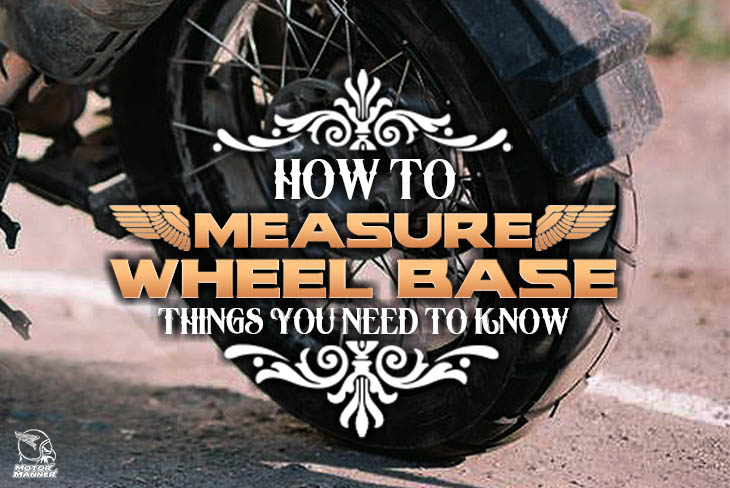 how to measure wheelbase