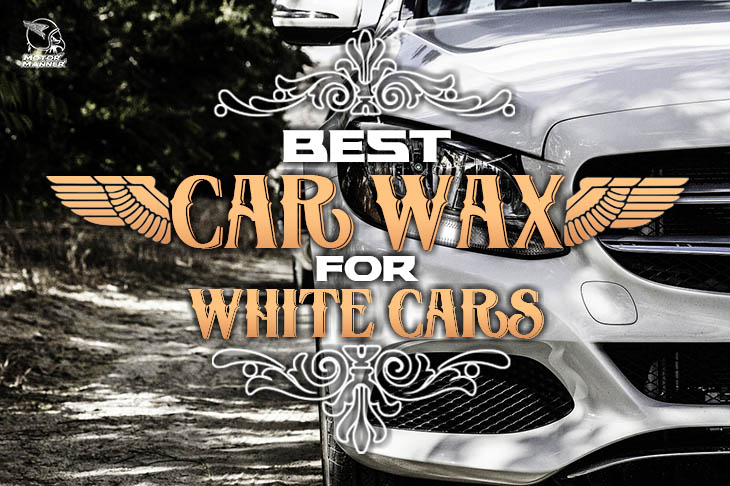 best car wax for white car