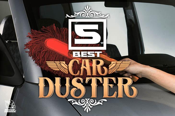 best car duster reviews top 5 car duster of 2017 motormanner. Black Bedroom Furniture Sets. Home Design Ideas