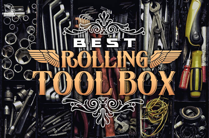 Best Rolling Tool Box Reviews