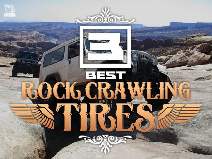 best rock crawling tires