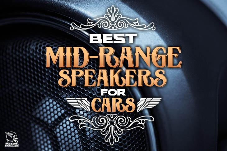 best mid range speakers car audio