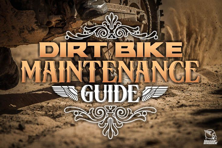 dirt bike maintenance guide