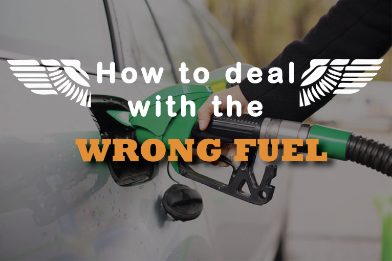 deal wrong fuel