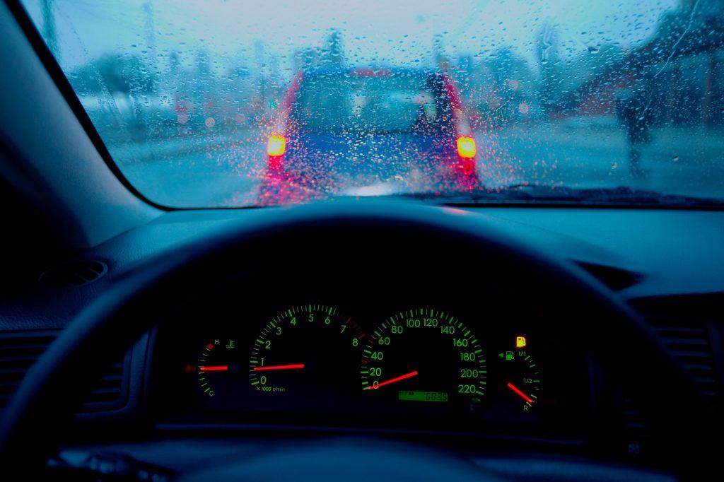 Rainy Day Driving Tips